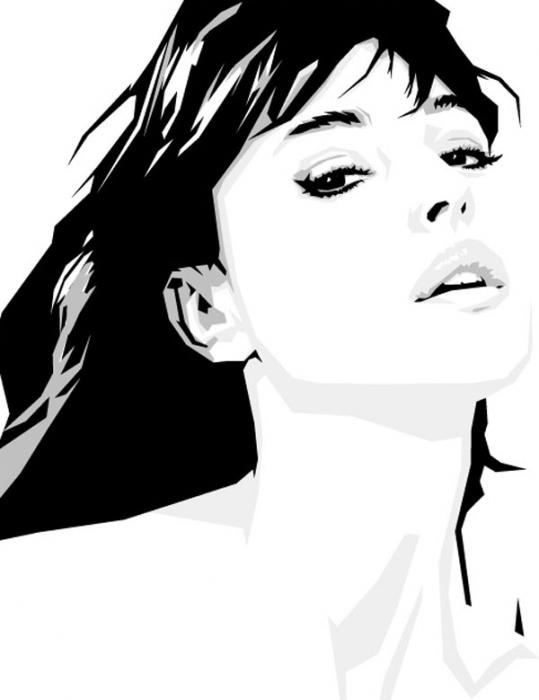 Monica Bellucci par peetfor